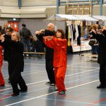 Qigong demonstratie