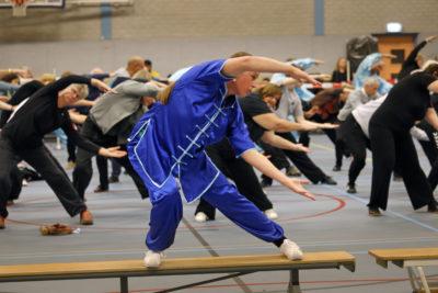 Terugblik STN Festival 2018 - Stichting Taijiquan Nederland 14