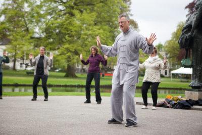 Ronald de Caluwé - Mindfulness - Stichting Taijiquan Nederland